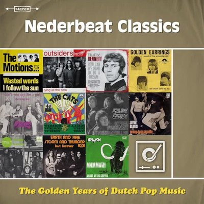 V/A - GOLDEN YEARS OF DUTCH POP MUSIC NEDERBEAT (Vinyl LP)