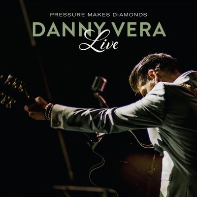 DANNY VERA - LIVE PRESSURE (Vinyl LP)