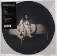 BILLIE EILISH - When We All Fall Asleep, Where Do We Go? (Vinyl LP)