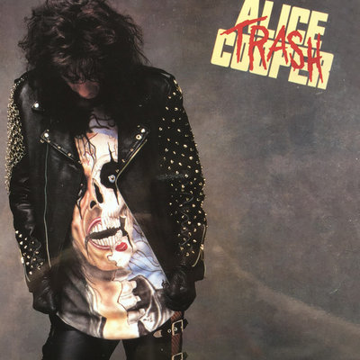 ALICE COOPER - TRASH -COLOURED- (Vinyl LP)