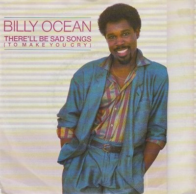 Billy Ocean - There'll be sad songs + If I should lose you (Vinylsingle)