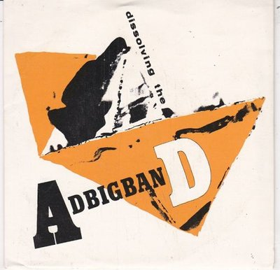Ad Bigband + Benjamin Herman - Boom-Boom-Bantamweight (Vinylsingle)