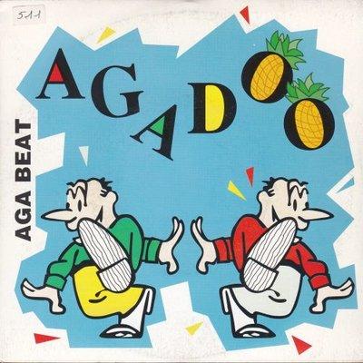 Aga Beat - Agadoo + New Year Techno (Vinylsingle)