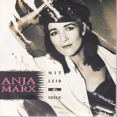 Anja Marx - Mit leib & seele + Stop (Vinylsingle)