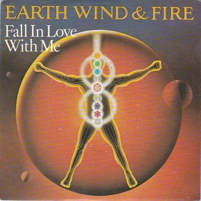 Earth Wind & Fire - Fall in love with me + Lady Sun (Vinylsingle)
