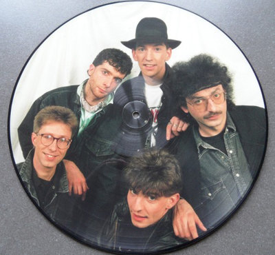 CLOUSEAU - HOEZO? -PICTURE DISC- (Vinyl LP)
