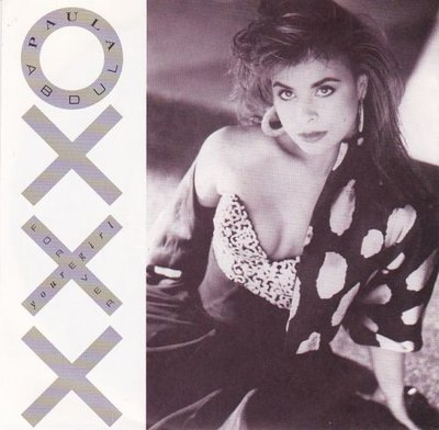 Paula Abdul - Forever your girl + Next to you (Vinylsingle)