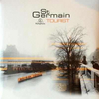 ST. GERMAIN - TOURIST -NEW RECUT- (Vinyl LP)