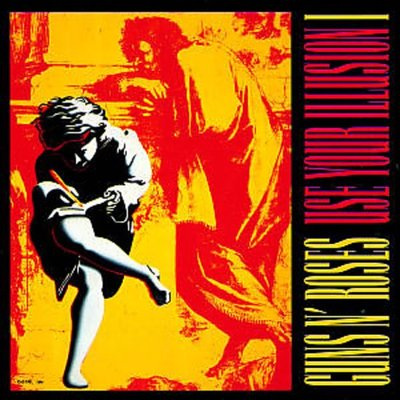 GUNS N' ROSES - USE YOUR ILLUSION 1 -HQ- (Vinyl LP)