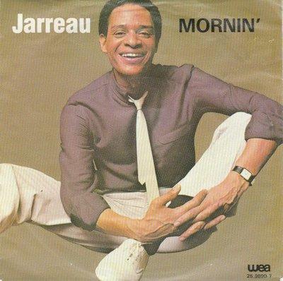Al Jarreau - Mornin' + I'll be here for you (Vinylsingle)