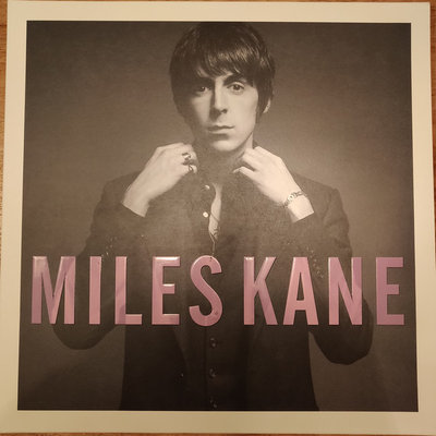 MILES KANE - COLOUR OF THE TRAP -COLOURED- (Vinyl LP)