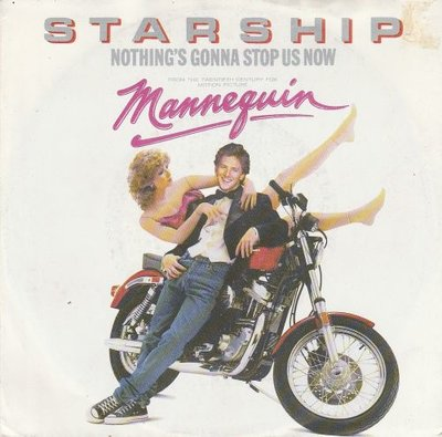 Starship - We built this city + Private room (Vinylsingle)