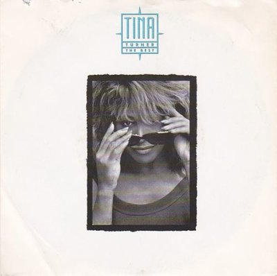 Tina Turner - The best + Undercover agent for the blues (Vinylsingle)