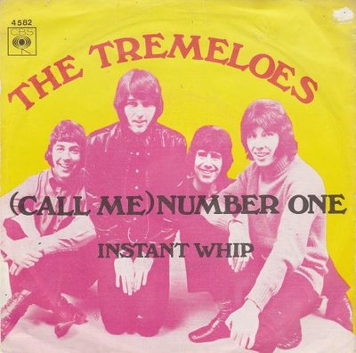 Tremeloes - Number one + Instant whip (Vinylsingle)