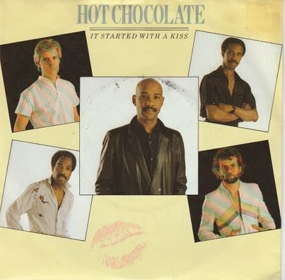 Hot Chocolate - It started with a kiss + Emotion explosion (Vinylsingle)