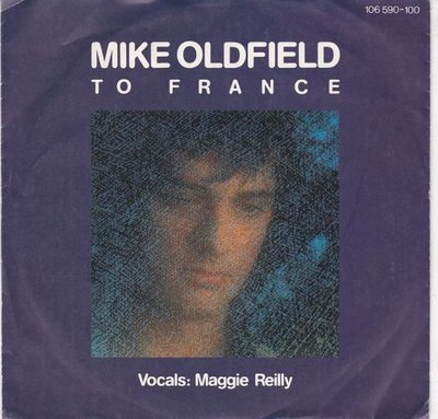 Mike Oldfield - To france + In the pool (Vinylsingle)