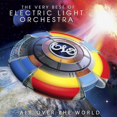 ELECTRIC LIGHT ORCHESTRA - ALL OVER THE WORLD, THE VERY OF OF (Vinyl LP)