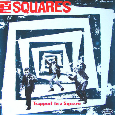 The Squares - Trapped In A Square (Vinyl LP)