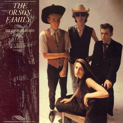 The Orson Family - The River Of Desire (Vinyl LP)