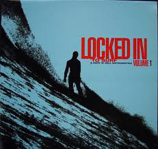 Various - Locked In To Surf & Rock 'N' Roll Instrumentals Volume 1 (Vinyl LP)
