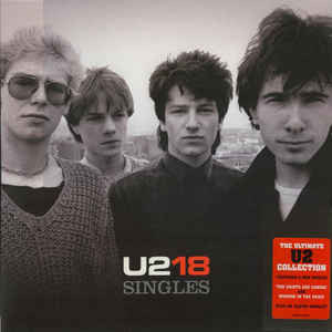 U2 - U218-SINGLES (Vinyl LP)
