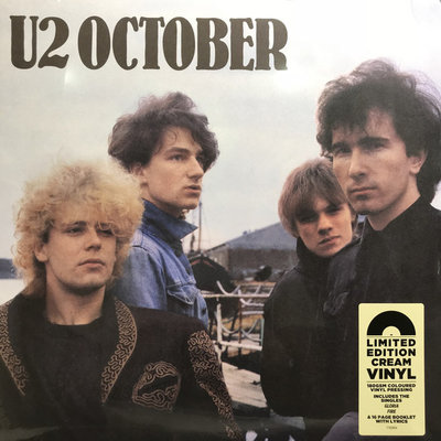 U2 - OCTOBER -COLOURED VINYL- (Vinyl LP)