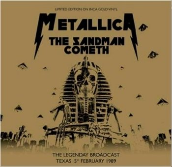 METALLICA - THE SANDMAN COMETH -COLOURED- (Vinyl LP)