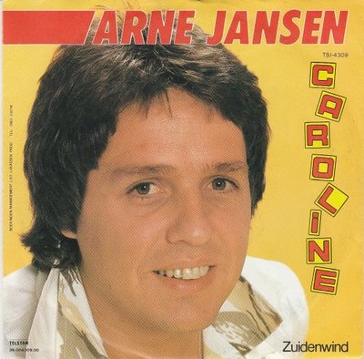 Arne Jansen - Caroline + Zuidenwind (Vinylsingle)