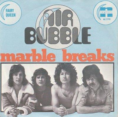 Air Bubble - Marble breaks + Fairy queen (Vinylsingle)