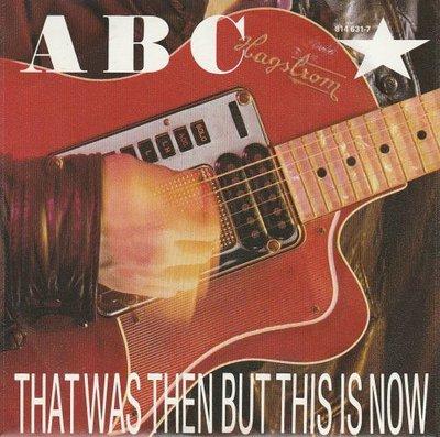 ABC - That was then. but this is now + Vertigo (Vinylsingle)