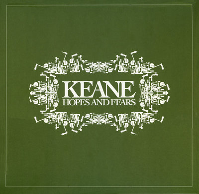 KEANE - HOPES AND FEARS (Vinyl LP)