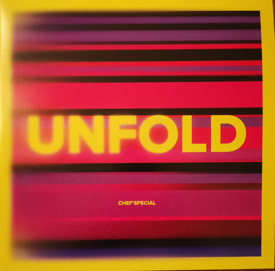 CHEF' SPECIAL - UNFOLD (Vinyl LP)