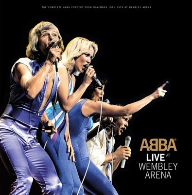 ABBA - LIVE AT WEMBLEY ARENA (Vinyl LP)