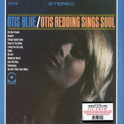 OTIS REDDING - OTIS BLUE / OTIS REDDING SINGS SOUL (Vinyl LP)