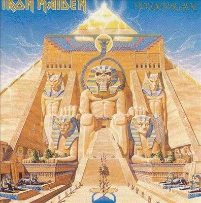 IRON MAIDEN - POWERSLAVE (Vinyl LP)