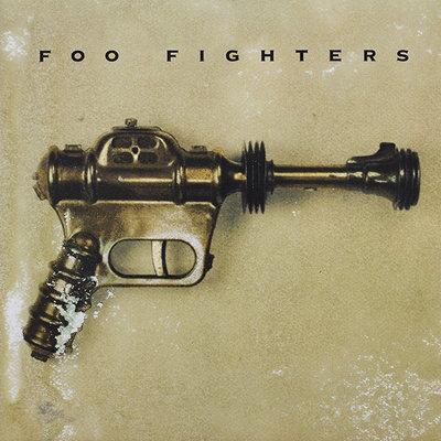 FOO FIGHTERS - FOO FIGHTERS (Vinyl LP)
