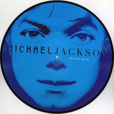 MICHAEL JACKSON - INVINCIBLE -PICTURE DISC- (Vinyl LP)