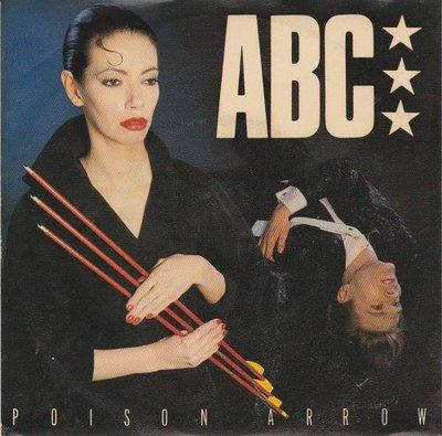 "ABC - Poison arrow + Theme from ""Man Trap"" (Vinylsingle)"
