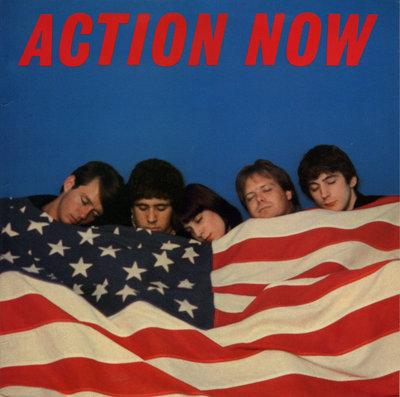 Action Now - All Your Dreams (Vinyl LP)