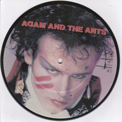 Adam Ant - Antrap + Friends (Vinylsingle)