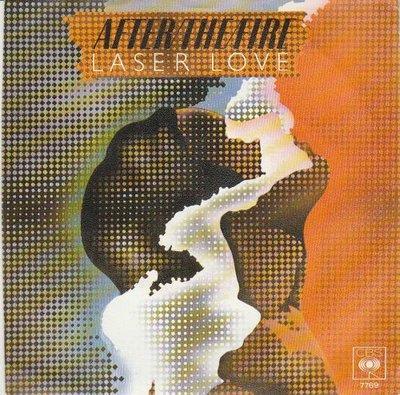 After The Love - Laser Love + Your Love Is Alive (Vinylsingle)