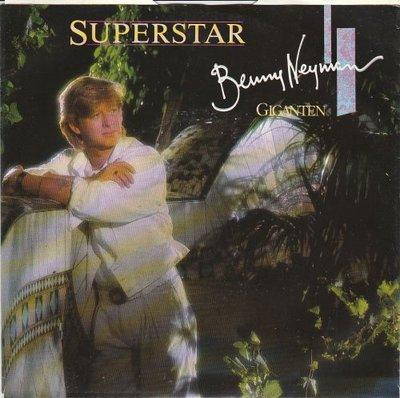 Benny Neyman - Superstar + Giganten (Vinylsingle)