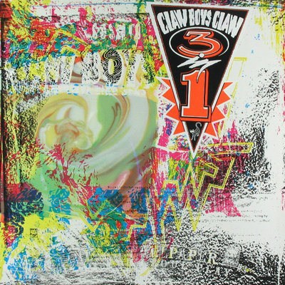 Claw Boys Claw - 3 in 1 (Vinyl LP)