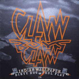 Claw Boys Claw - Indian Wallpaper (Vinyl LP)