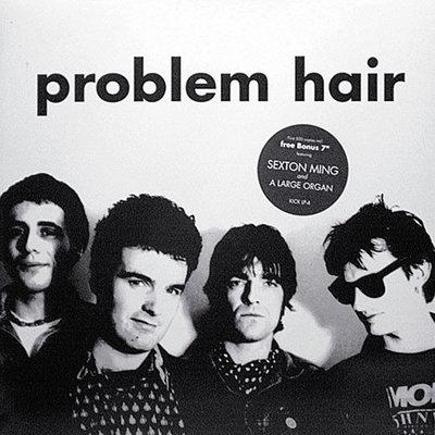 Problem Hair - Slightly Floored (Vinyl LP)
