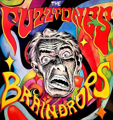 The Fuzztones - Braindrops (Vinyl LP)