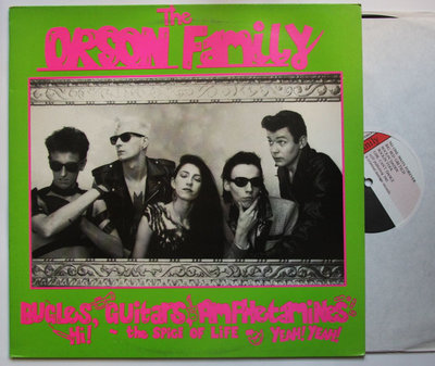The Orson Family - Bugles, Guitars, Amphetamines (Vinyl LP)