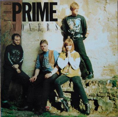 The Prime Movers - Earth Church (Vinyl LP)