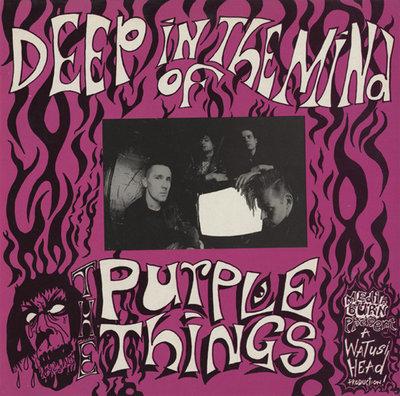 The Purple Things - Dee In The Mind Of (Vinyl LP)