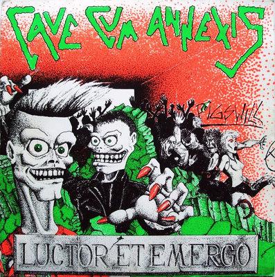 Various - Cave Cum Annexis (Vinyl LP)